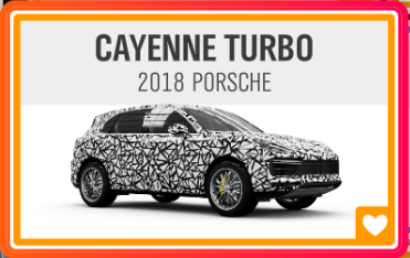 CAYANNE TURBO